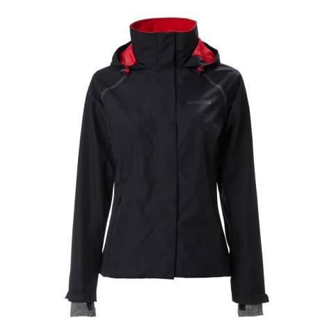 Musto Black Transition Jacket