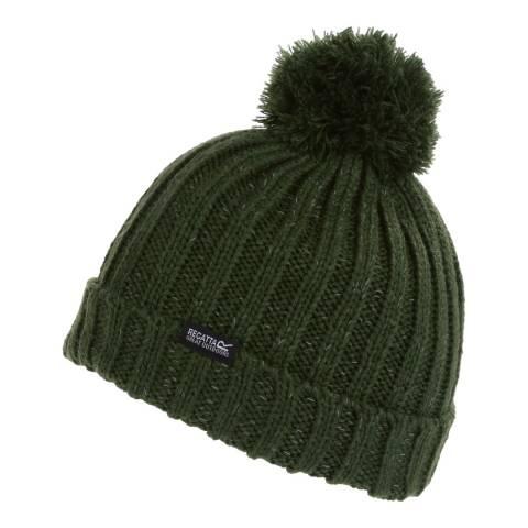 Regatta Boy's Dark Khaki Luminosity III Hat