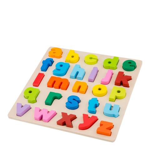 New Classic Toys Alphabet Puzzle Lowercase