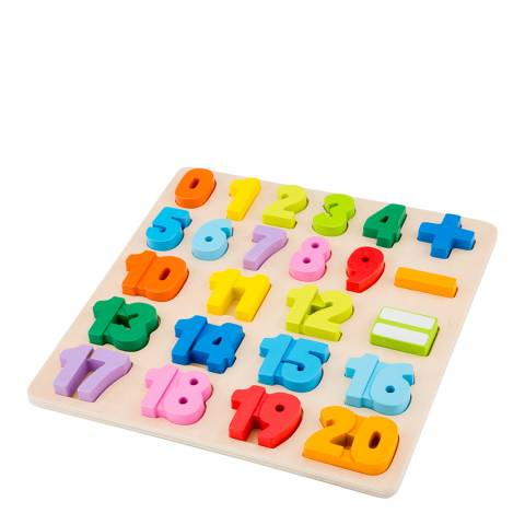 New Classic Toys Number Puzzle