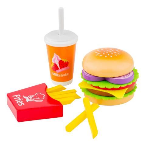 New Classic Toys Fast Food Set