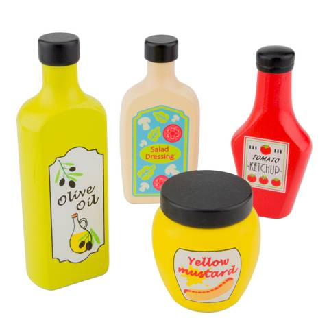 New Classic Toys Condiments Set