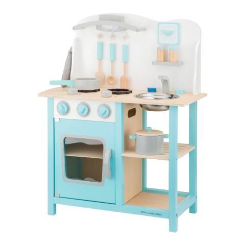 New Classic Toys Blue Bon Appetit Kitchenette