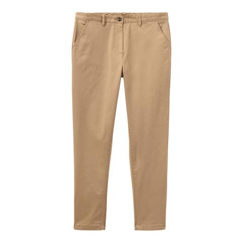 Crew Clothing Beige Chinos