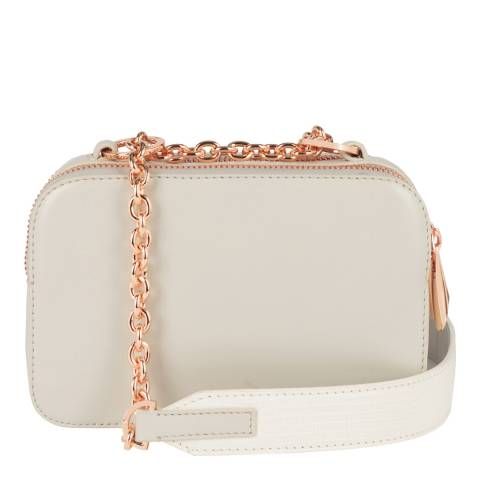 Amanda Wakeley Mineral The Chain Bowie Crossbody Bag