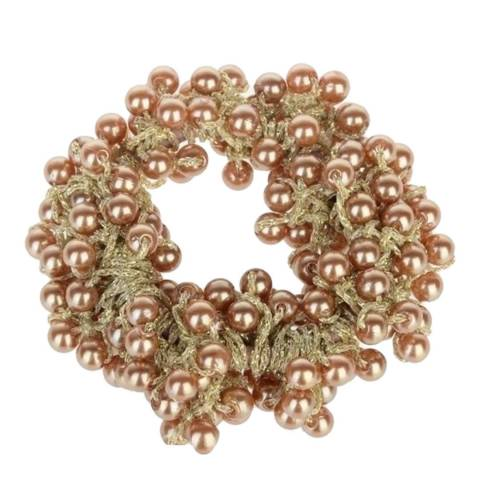 White label by Liv Oliver Champagne Pearl Bracelet/Hair Tie