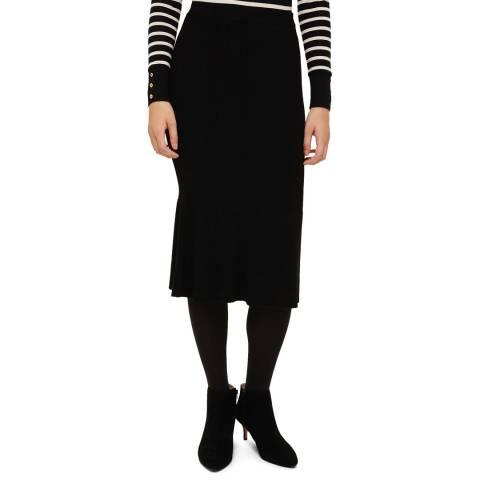 Phase Eight Black Pernilla Skirt