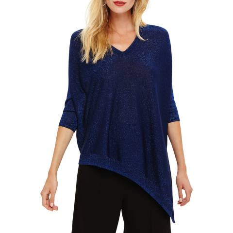Phase Eight Blue Ally Jumper