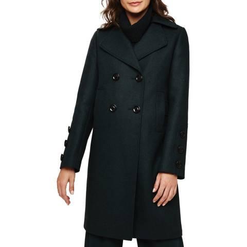 Phase Eight Dark Green Betsie Coat