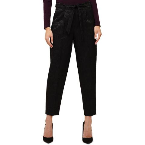 Phase Eight Black Zelda Trousers