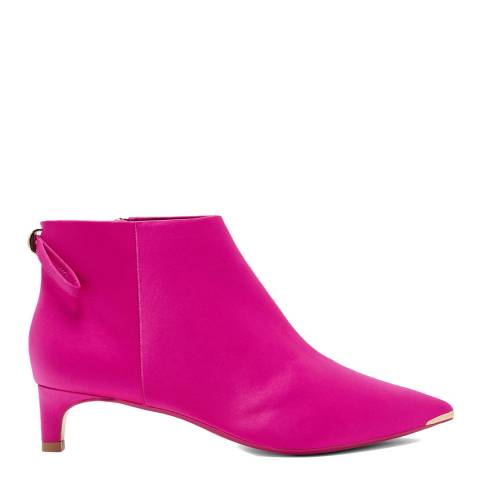 Ted Baker Fuchsia Amaedis Ankle Boot