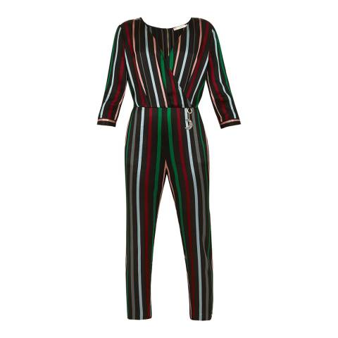 Ted Baker Multi  Striped Jumpsuit