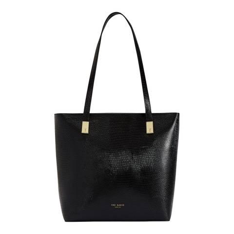 Ted Baker Black Delma Shopper Bag