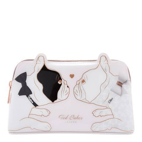 Ted Baker Nude Pink Aria Cotton Dog Makeup Bag