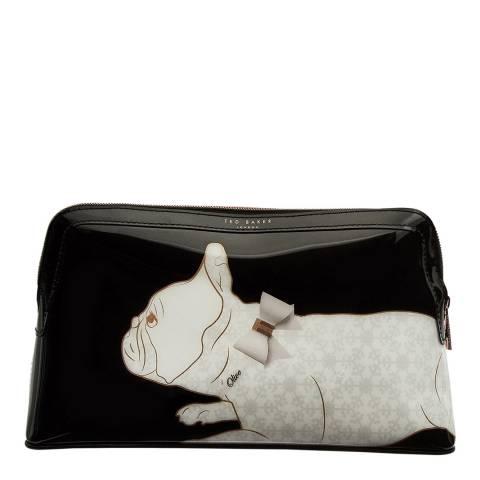 Ted Baker WXG-MIRACLE-DC8W-cotton dog pvc wash bag