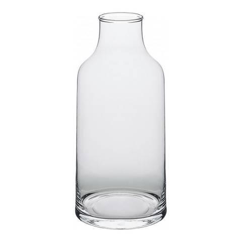 Habitat Lily Clear Bottle Glass Vase