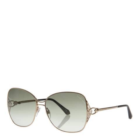 Roberto Cavalli Women's Gold Roberto Cavalli Sunglasses 61mm