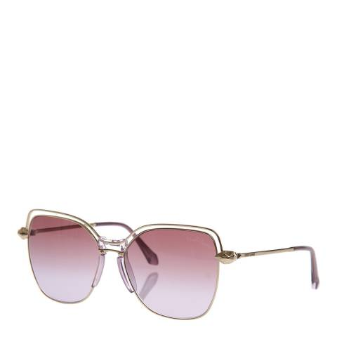 Roberto Cavalli Women's Gold Roberto Cavalli Sunglasses 58mm