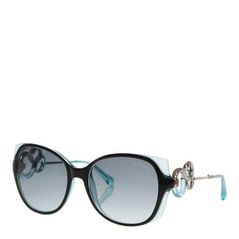 Roberto Cavalli Women's Black Roberto Cavalli Sunglasses 56mm