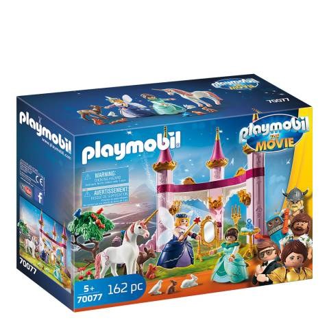 Playmobil The Movie Marla In The Fairytale Castle