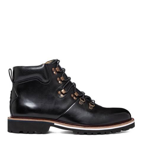 Oliver Sweeney Black Hemlington Hiker Boots