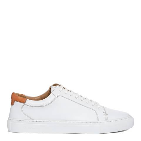 Oliver Sweeney White Tollesby Low Top Sneaker