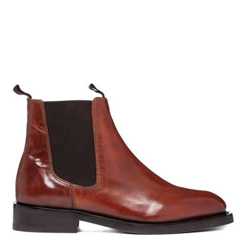 Oliver Sweeney Tan Tarouca Chelsea Boots