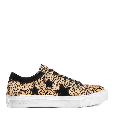 Oliver Sweeney Leopard Guarda Star Sneakers