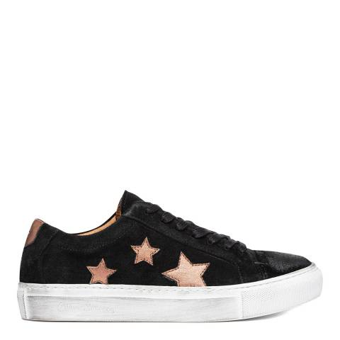 Oliver Sweeney Black/bronze Guarda Black new star trainer