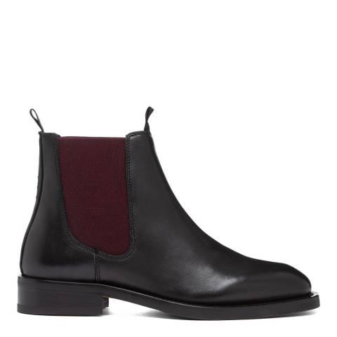 Oliver Sweeney Black Tarouca Chelsea Boots