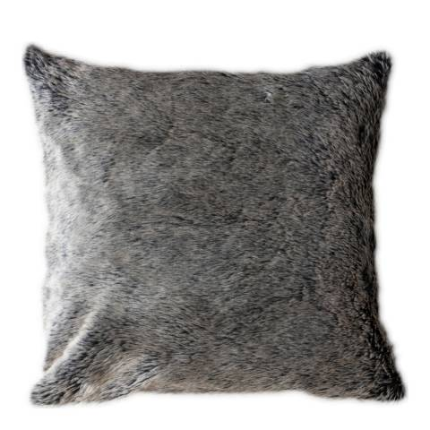 Gallery Grey Alaskan Wolf Cushion 50x50cm