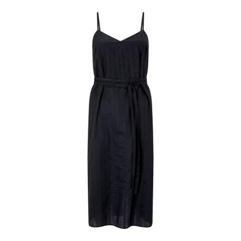 Jigsaw Black Slip Dress