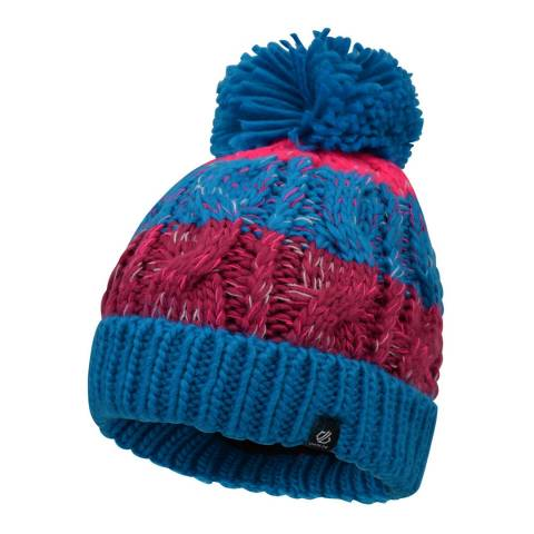 Dare2B Blue/Pink Lively Beanie