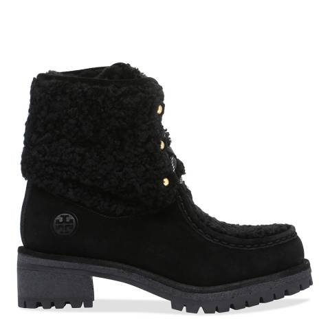 Tory Burch Perfect Black Meadow Boot