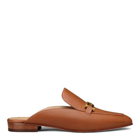 Tory Burch Perfect Cuoio Amelia Backless Loafer