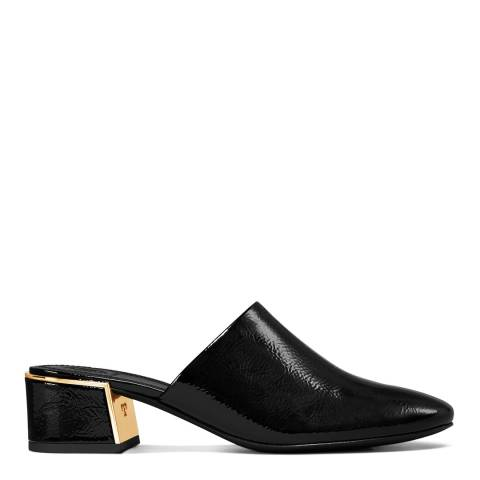 Tory Burch Perfect Black Juliana Heeled Mule