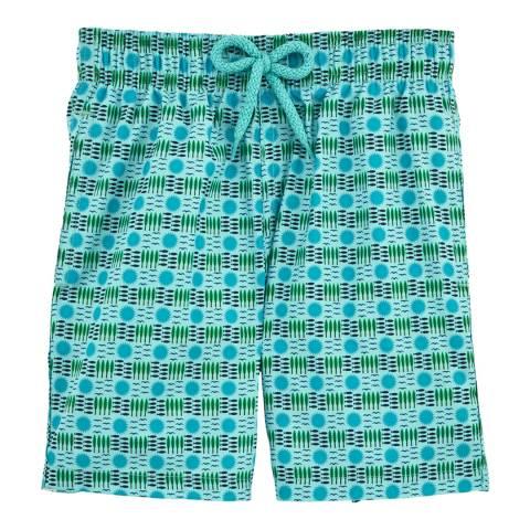 Vilebrequin Boy's Lagoon Sun Swim Shorts
