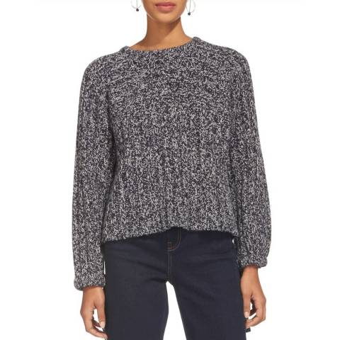 WHISTLES Multi Tie Sleeve Jumper