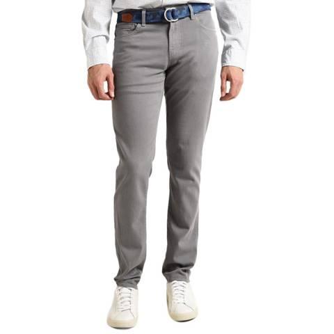 J Brand Grey Tyler Slim Fit Jeans