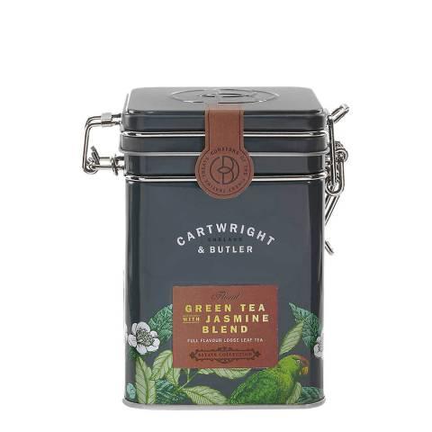 Cartwright & Butler Green Tea & Jasmine Loose Leaf Tea Caddy