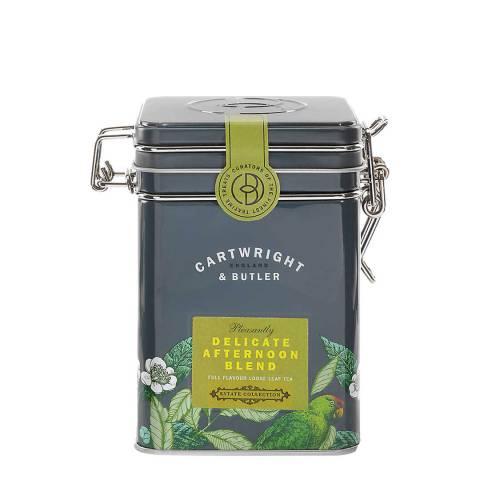 Cartwright & Butler Afternoon Blend Loose Leaf Tea Caddy