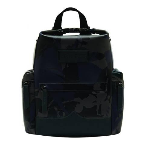 Hunter Seaweed Printed Original Top Clip Backpack