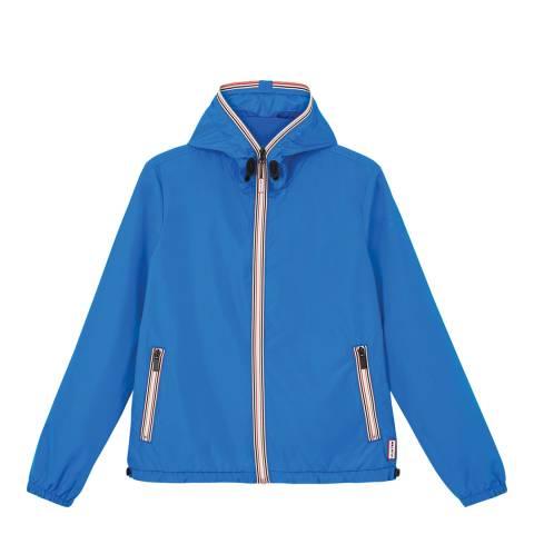 Hunter Blue Lightweight Shell Jacket