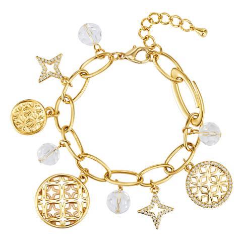 Lilly & Chloe Gold Charm Bracelet