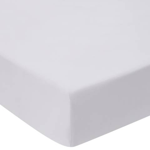 Sheridan 1000TC  Super King Fitted Sheet, Dove