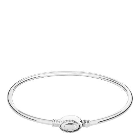 Chamilia® Sterling Silver Oval Touch Bracelet