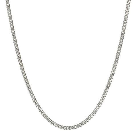 Chamilia® by Swarovski® Sterling Silver Box Chain Necklace
