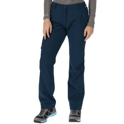 Regatta Navy Fenton Trousers