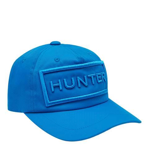 Hunter Kids Bucket Blue Nylon Baseball Cap