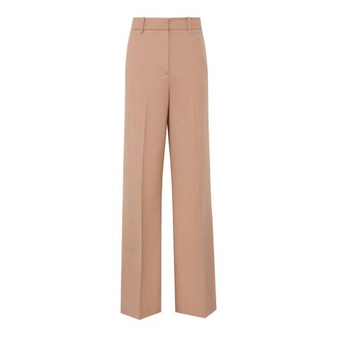 Reiss Apricot Anakin Wide Trousers